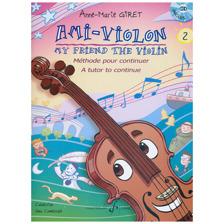 Ami Violon Vol. 2 (+CD)