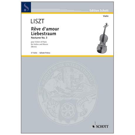 Liszt, F.: Rêve d'amour – Nocturne No.3
