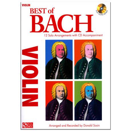 Bach, J. S.: Best Of (+CD)