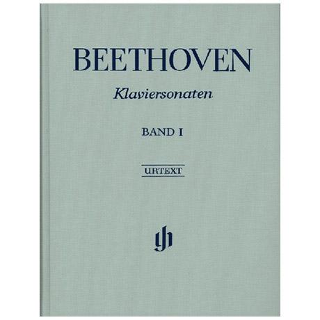 Beethoven, L. v.: Klaviersonaten Band I