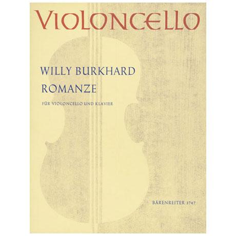 Burkhard, W.: Romanze