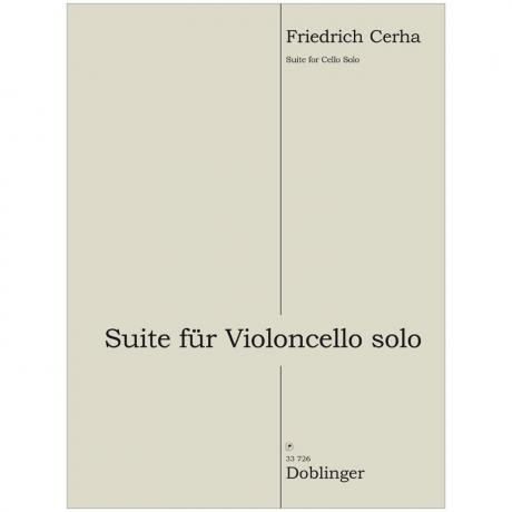 Cerha, F.: Suite WV 197 (2016)