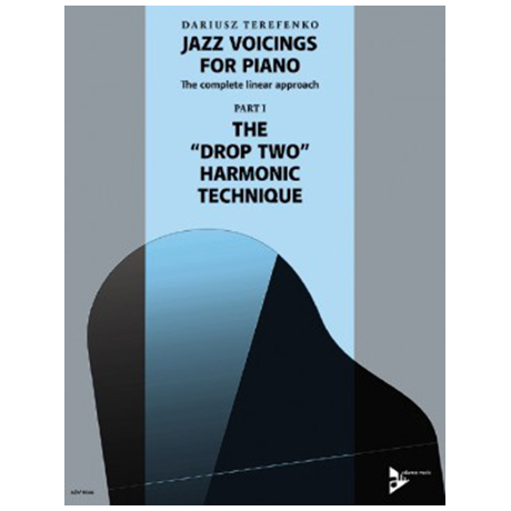 Terefenko, D.: Jazz Voicings – The Complete Linear Approach Band 1