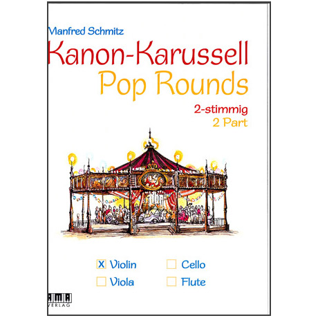 Kanon-Karussell – Pop Rounds