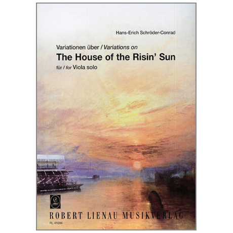 Schröder-Conrad, H.-E.: House of the Risin' Sun