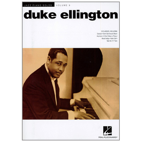 Jazz Piano Solos – Duke Ellington