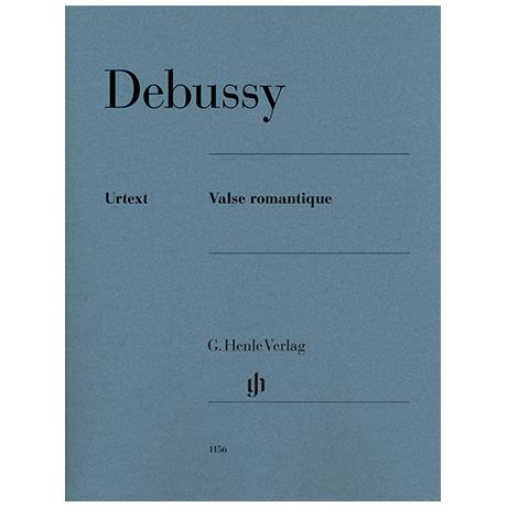 Debussy, C.: Valse romantique