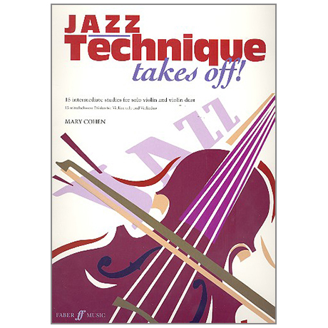 Cohen, M.: Jazz Technique takes off!
