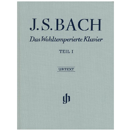 Bach, J. S.: Das Wohltemperierte Klavier Teil I