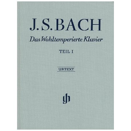 Bach, J. S.: Das Wohltemperierte Klavier Teil I