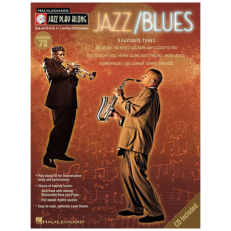 Jazz/Blues (+CD)