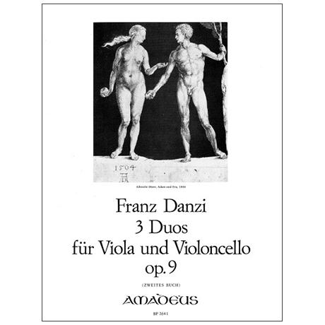 Danzi, F.: 3 Duos Op. 9