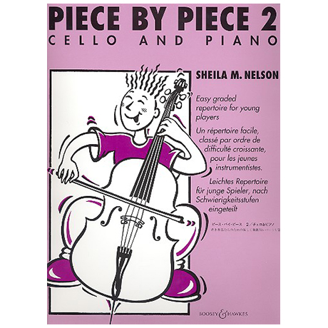 Nelson, S. M.: Piece by Piece Band 2
