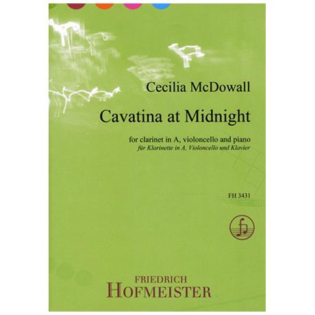 McDowall, C.: Cavatina at Midnight