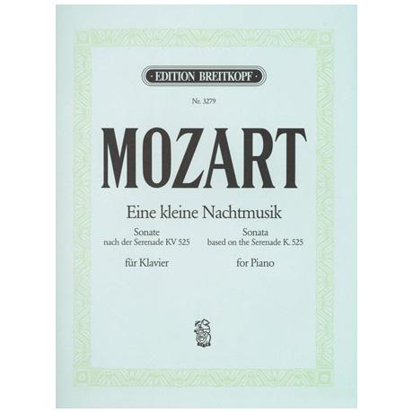 Mozart, W. A.: Eine kleine Nachtmusik, Sonate