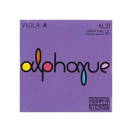 THOMASTIK Alphayue Violasaite A