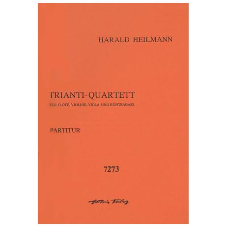 Heilmann, H.: Trianti-Quartett Op.155