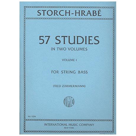 Storch, J. E. / Hrabě, J.: 57 Studies Vol. 1 (Nr. 1-31)