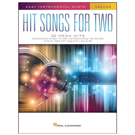 Hit Songs for Two Cellos