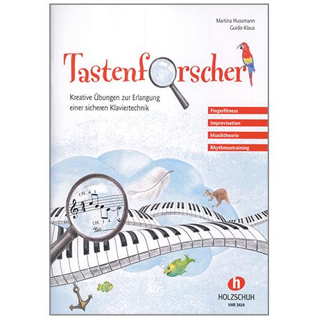 Hussmann / Klaus: Tastenforscher