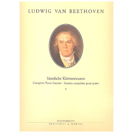 Beethoven, L. v.: Sämtliche Sonaten Band I