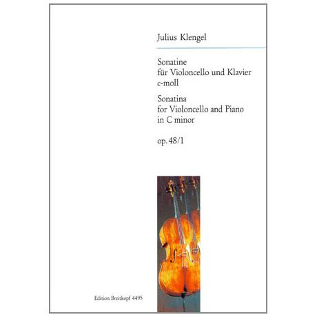 Klengel, J.: Sonatine Op. 48/1 c-Moll