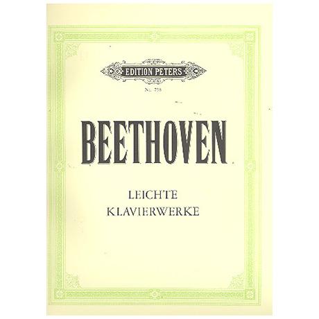 Beethoven, L. v.: Leichte und mittelschwere Orig.-Kompositionen