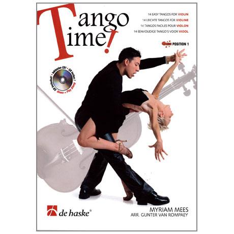 Tango time! (+CD)