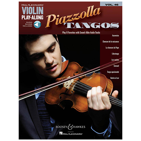 Piazzolla, A.: Piazzolla Tangos (+Download Code)