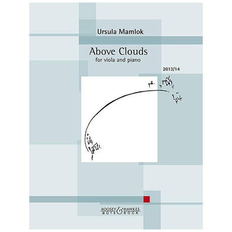 Mamlok, U.: Above Clouds