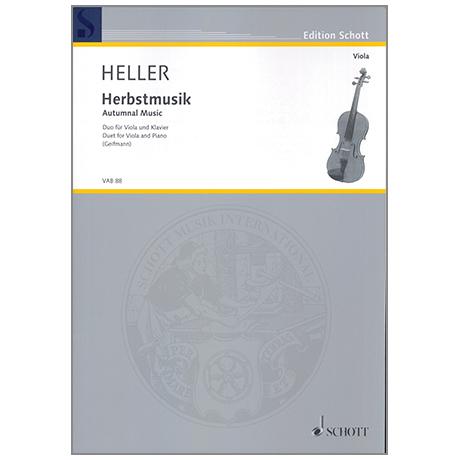 Heller, B.: Herbstmusik
