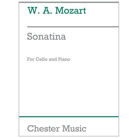 Mozart, W. A.: Sonatina (Piatigorsky)