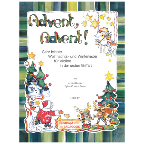 Beutler, I. / Rosin, S.: Advent, Advent!