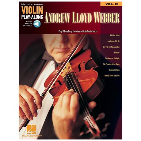 Andrew Lloyd Webber (+Online Audio)
