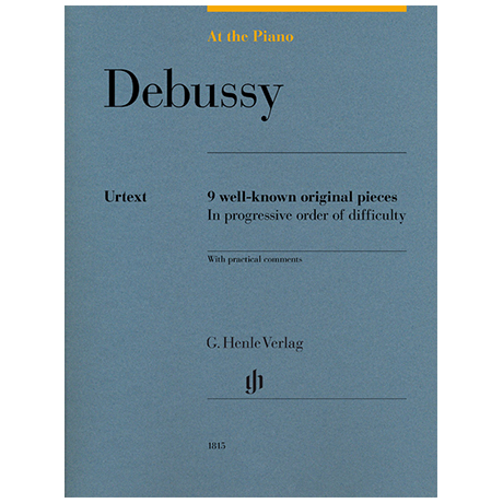 Debussy, C.: At The Piano