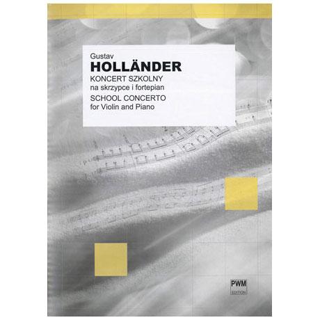 Holländer, G.: Schülerkonzert Op.62