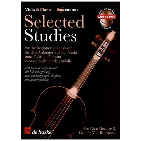 Selected Studies Band 1 (+CD)