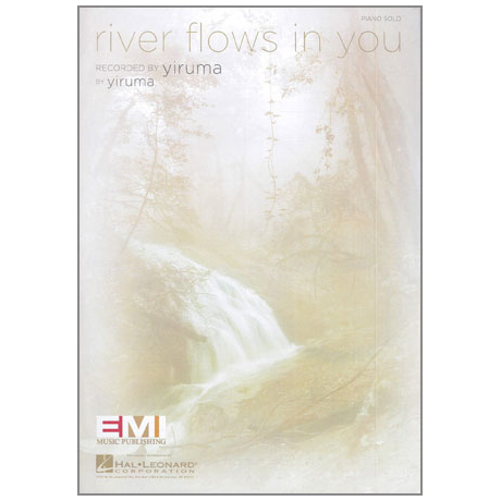 Yiruma: Rivers flows in you