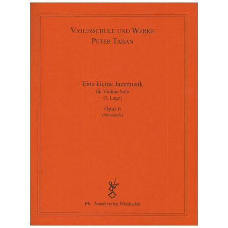 Taban, P.: Op.6: Eine kleine Jazz-Musik