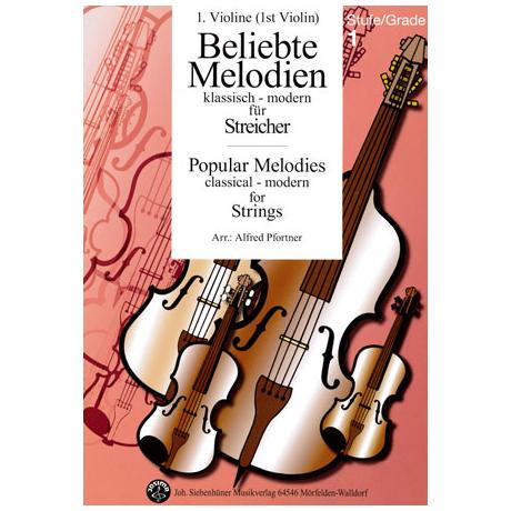 Beliebte Melodien - klassisch, modern - Band 1