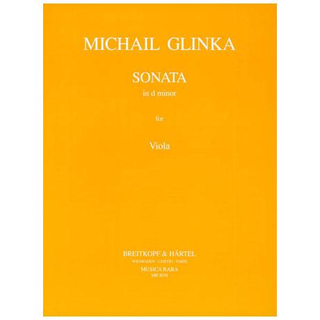 Glinka, M.: Violasonate d-Moll