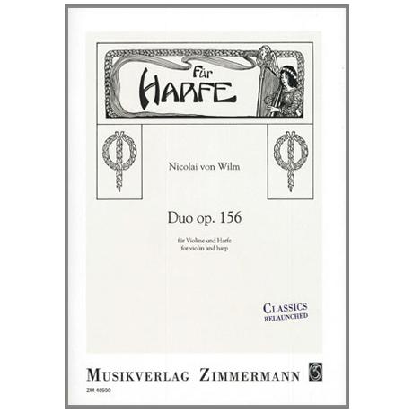 Wilm, N.v.: Duo Op.156