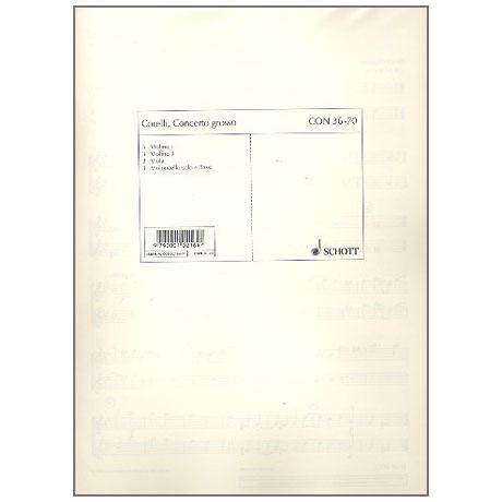 Corelli, A.: Concerto grosso Op. 6/8 g-Moll »Weihnachtskonzert«