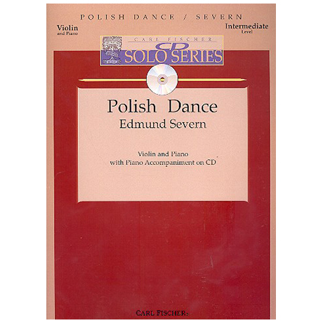 Severn, E.: Polish Dance (+CD)