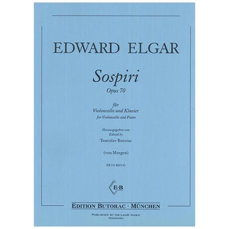 Elgar, E.: Sospiri Op.70
