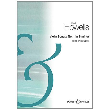 Howells, H.: Violinsonate h-Moll (1911)