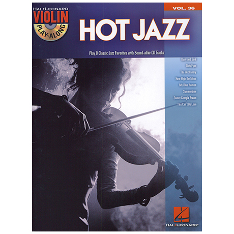 Hot Jazz (+CD)