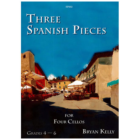 Kelly, B.: 3 Spanish Pieces