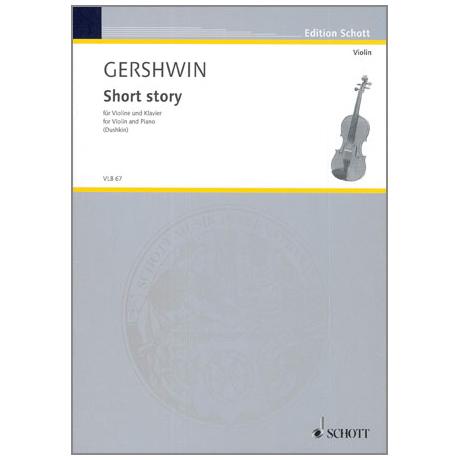 Gershwin, G.: Short story