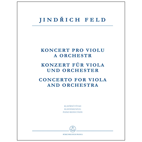 Feld, J.: Violakonzert